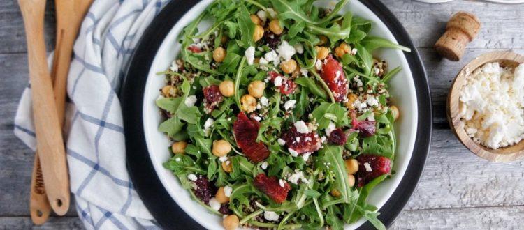 arugula salad chicago