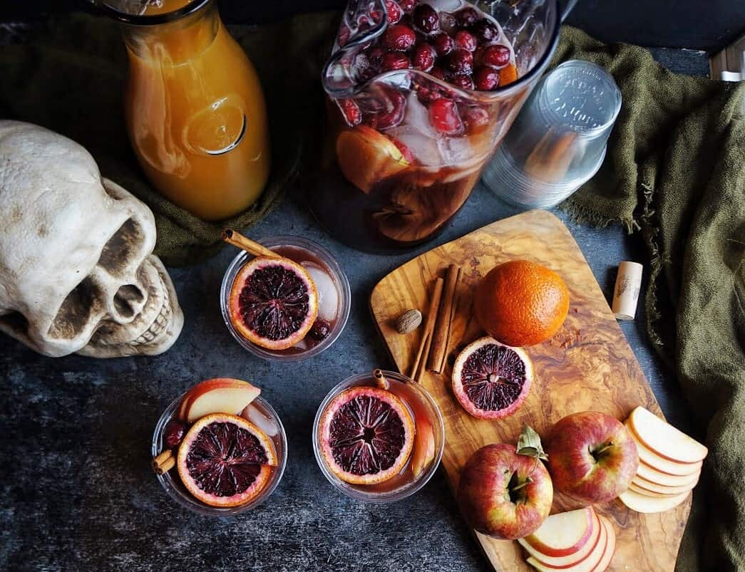 Halloween Drink Recipes