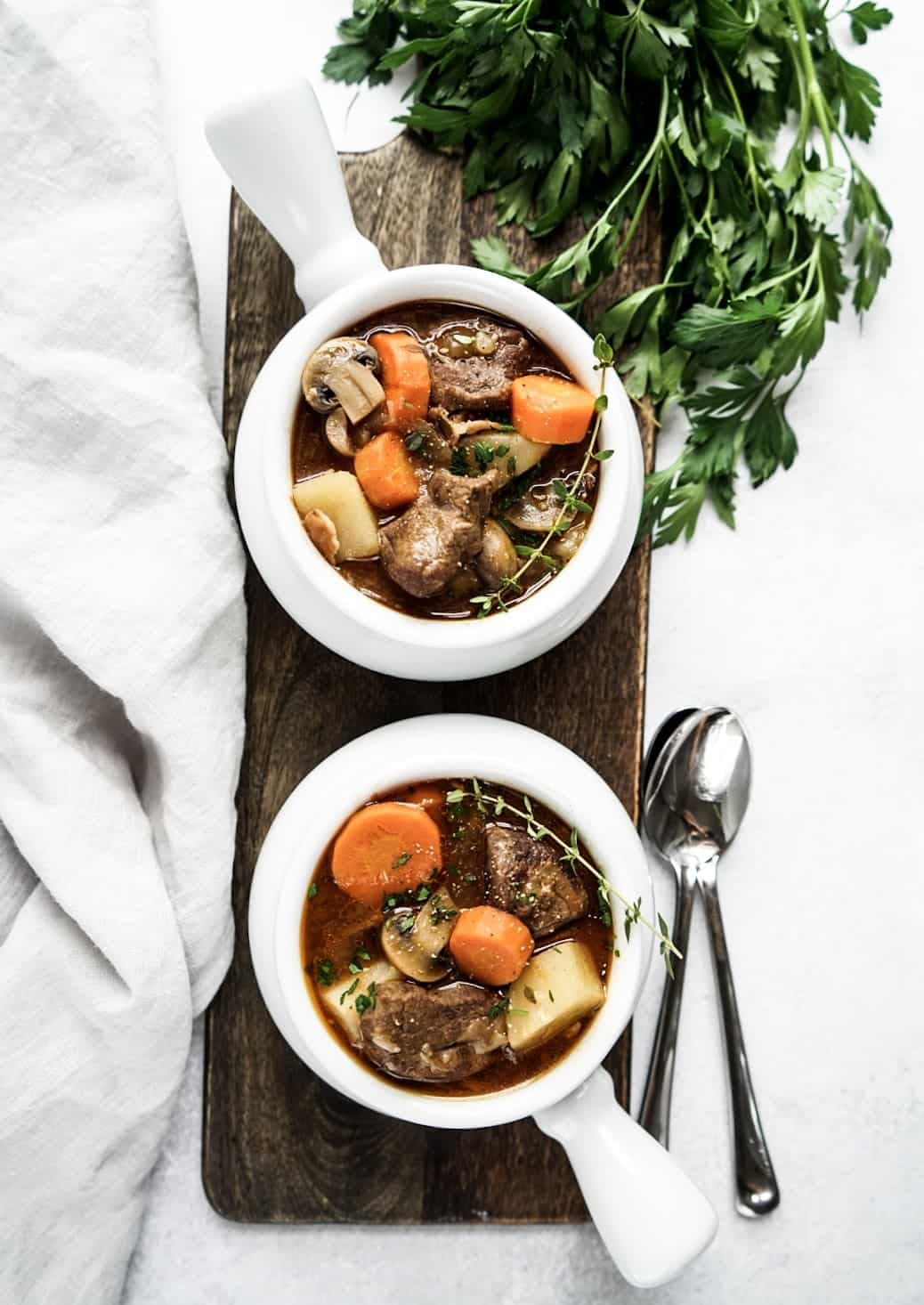 Instantpot Lamb Stew
