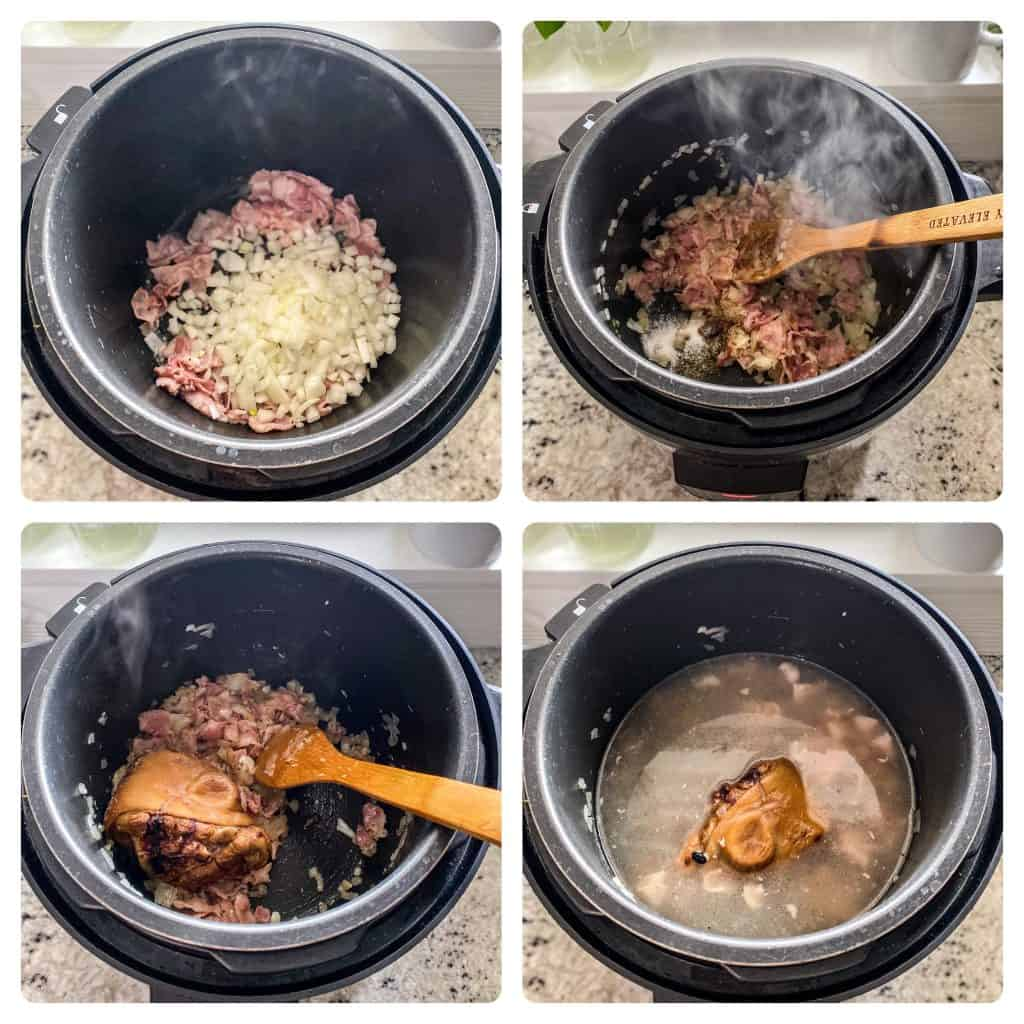 step by step feijoada in instant pot
